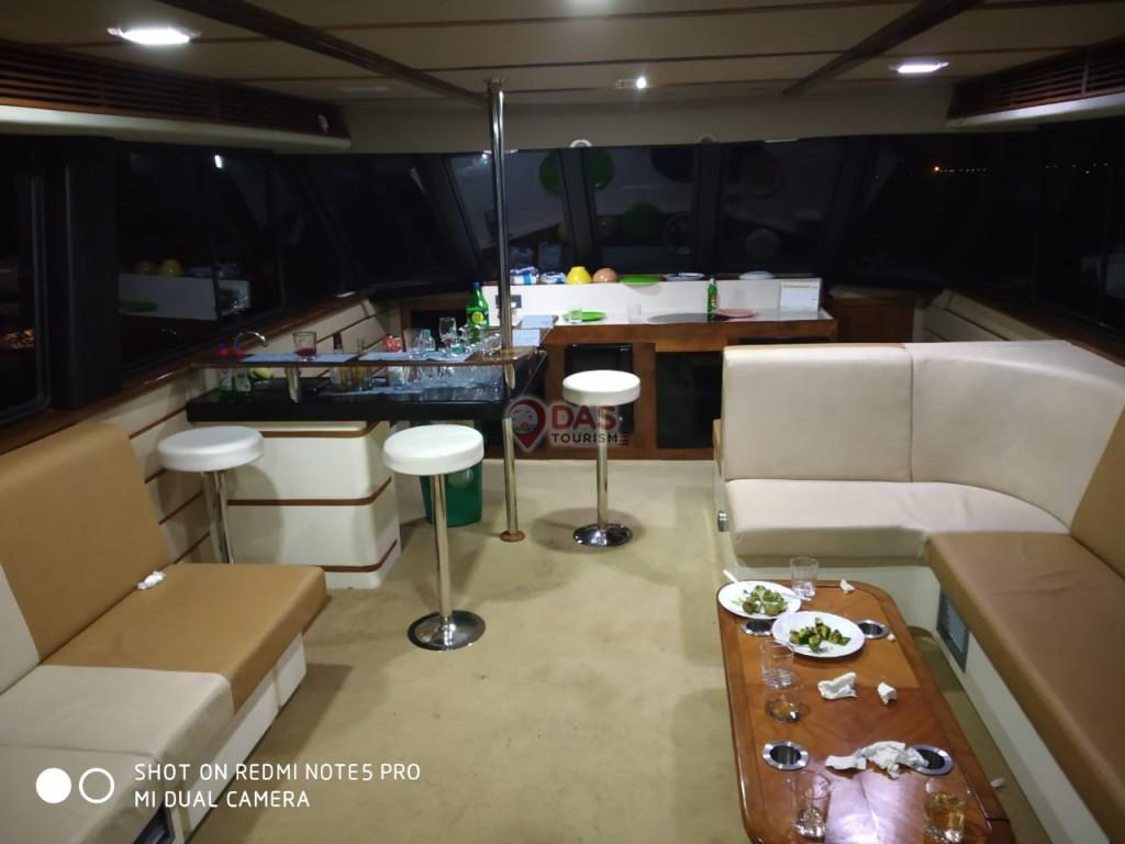 Shantam Catamaran AC Lounge are