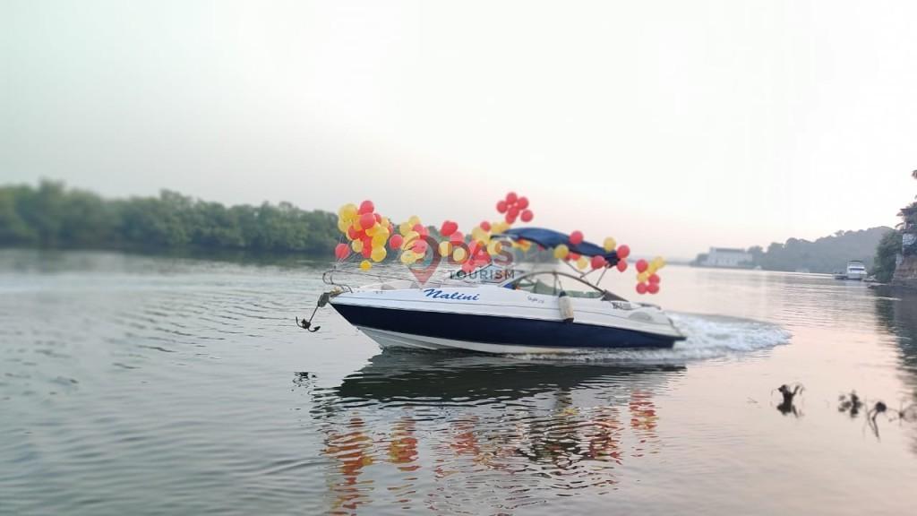 Speed Yacht 232 Goa