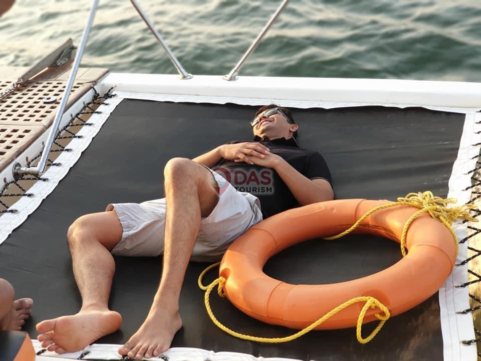 catamaran in goa