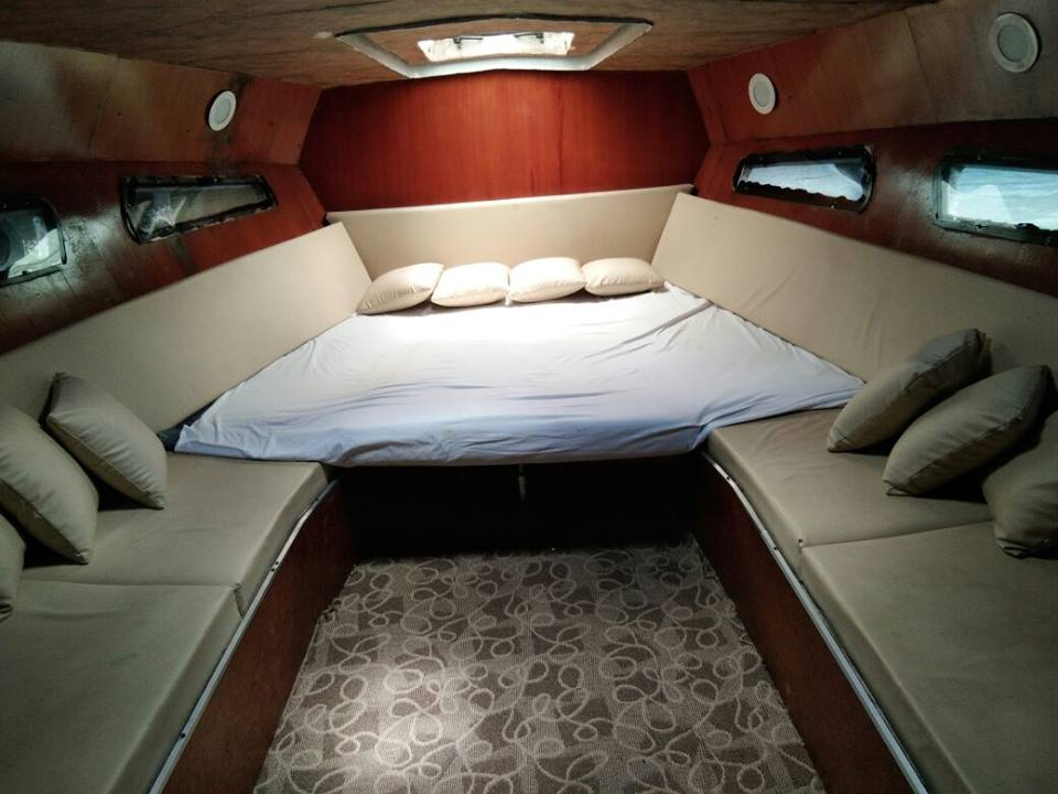 Phoenix Yacht with  AC bedrooms
